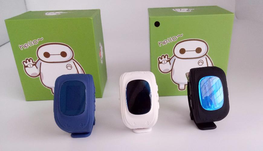 Часы Q50 новые цвета